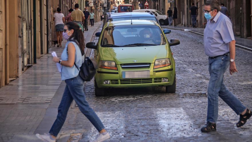 Frente común de la oposición de Alcoy contra la ordenanza de peatonalización