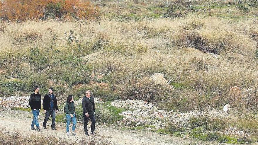 Presente y futuro de los antiguos terrenos de Repsol