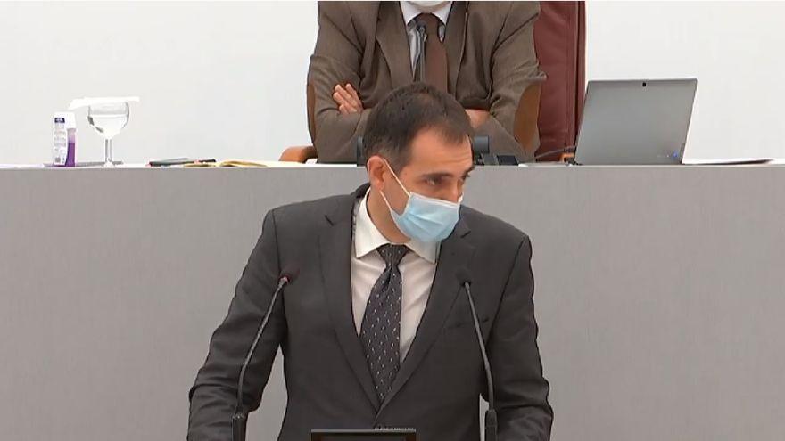 """Liarte: """"A día de hoy no puedo responder quién será el presidente de Murcia"""""""