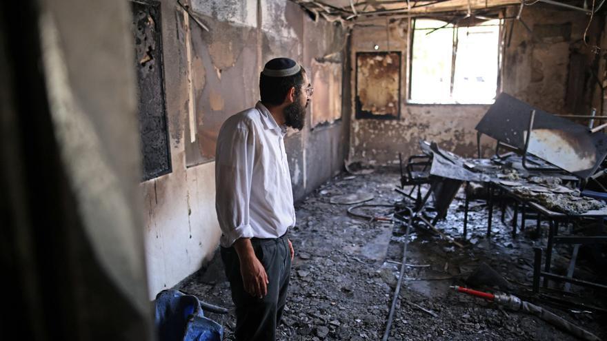 Hamás lanza 130 cohetes contra Tel Aviv en respuesta a los ataques en Gaza