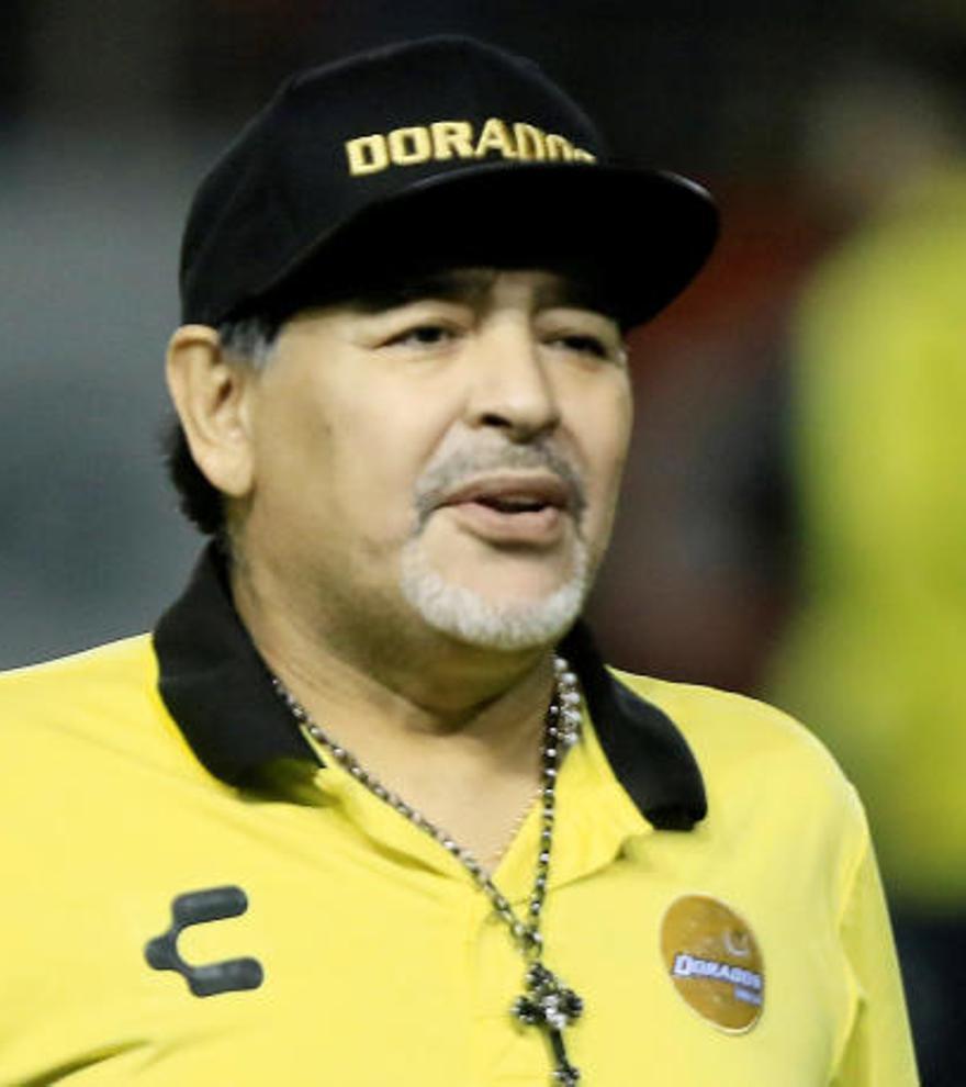 La entrevista que nunca le pude hacer a Maradona