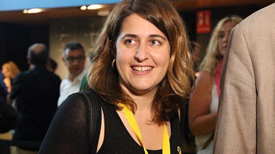 Marta Pascal es dona de baixa del PDeCAT
