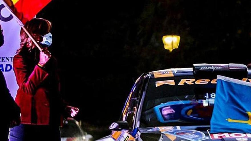 """La """"Wamba"""" dará la salida al Rally """"Princesa de Asturias"""", que partirá de la plaza de la Catedral"""