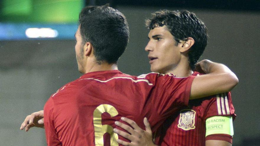 Vallejo vuelve al Real Madrid