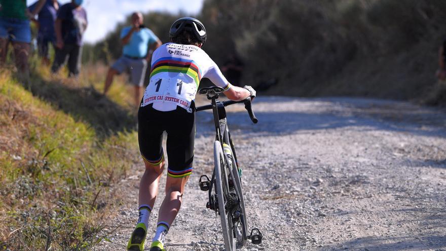 La mallorquina Mavi García es sexta en la segunda etapa del Giro Rosa