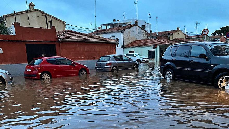 Burriana revisa el plan para actuar frente al riesgo de inundaciones
