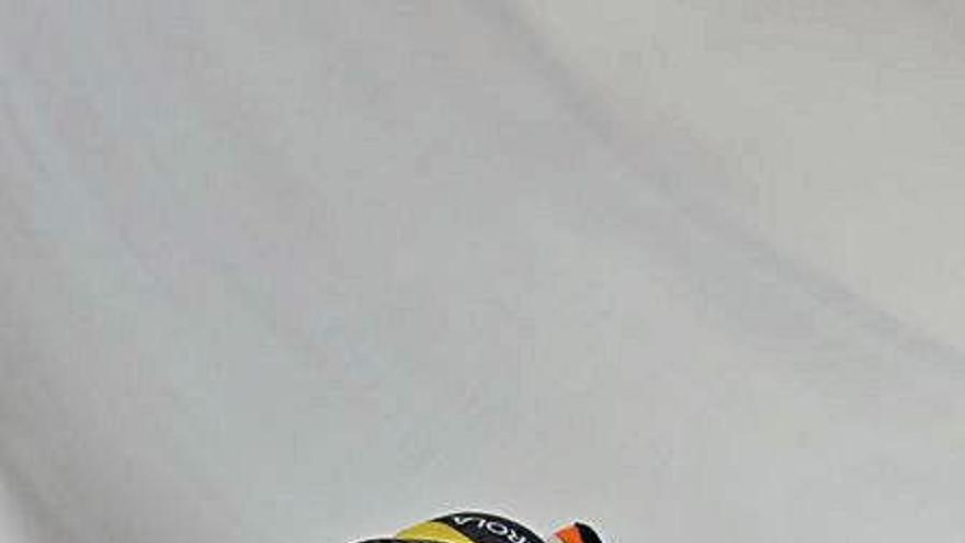 Mirambell fa el millor resultat en cinc anys, a Saint Moritz