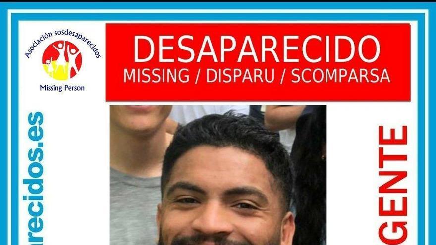 Un joven de 22 años lleva tres días desaparecido en A Coruña