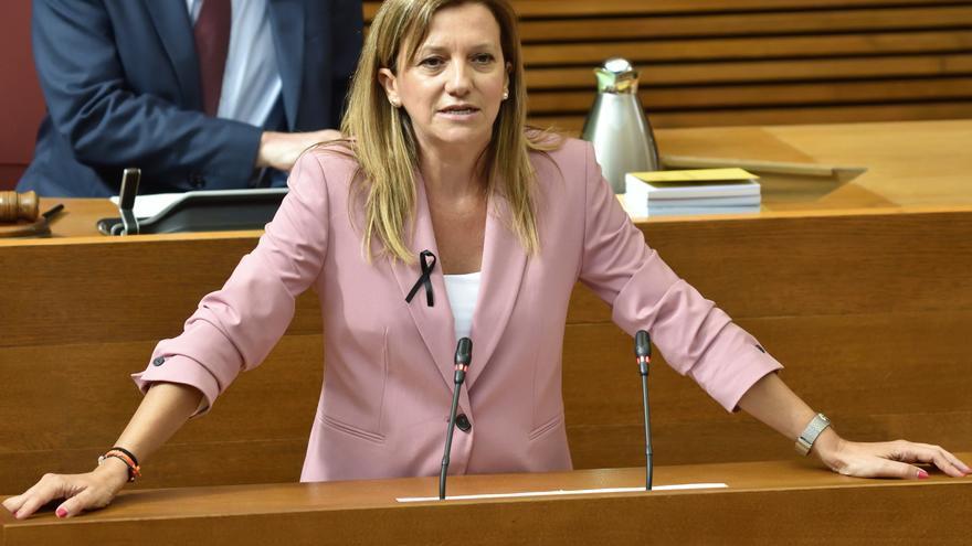 Cs exige al Botànic que cese los ataques contra la vicepresidenta de la Diputación por el cartel del 8-M