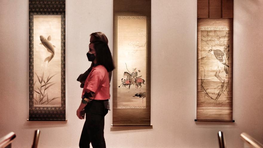 La armonía en el arte nipón