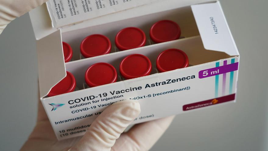 La Xunta empezará a vacunar a gallegos de entre 50 y 55 años la semana que viene
