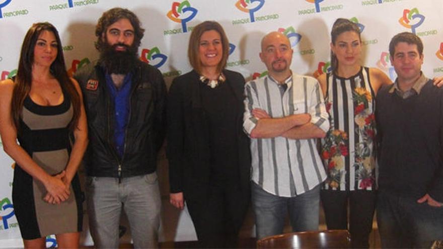 Parque Principado, con la innovación del cine español