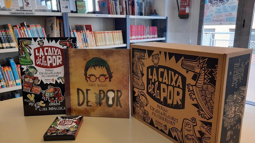Benetússer celebra un Halloween diferente con 'La caixa de la por' y sus monstruos valencianos