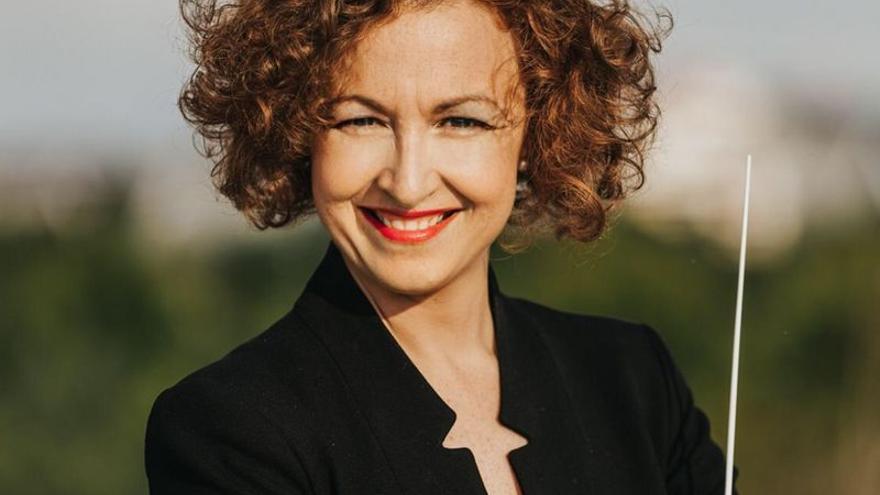 Agotadas las entradas para el concierto en el que Lucía Marín dirigirá a la Sinfónica