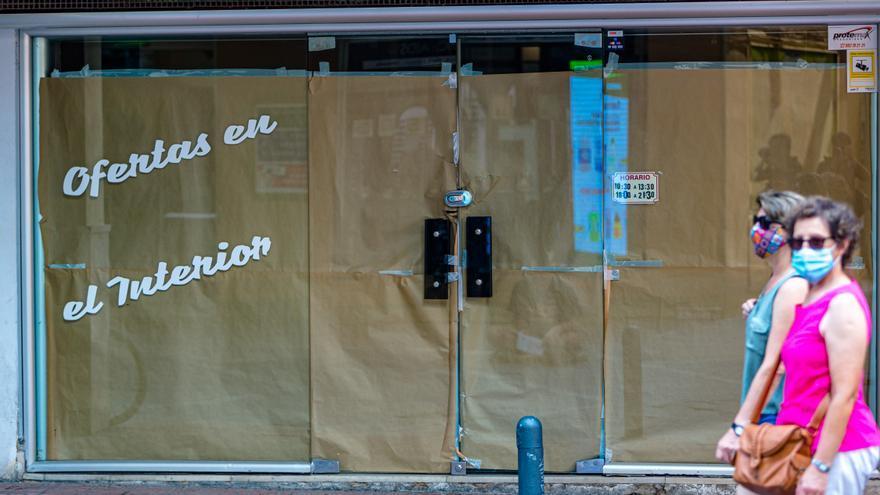 Benidorm lanza una línea de ayudas de hasta 400 euros para el comercio local