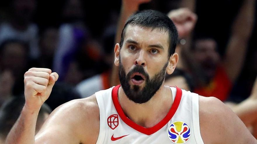 Marc Gasol ficha por dos años por Los Angeles Lakers
