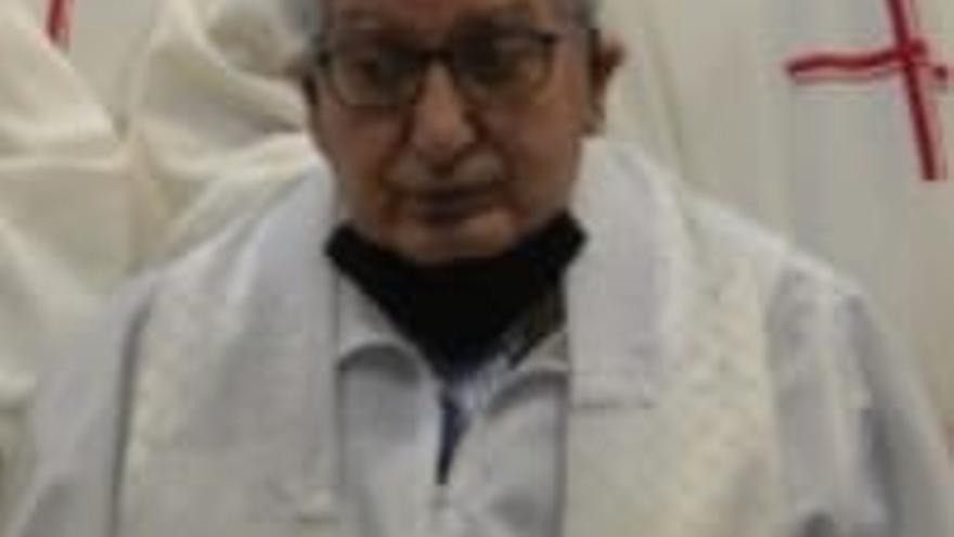 Fallece el sacerdote zamorano Lauro Nogal
