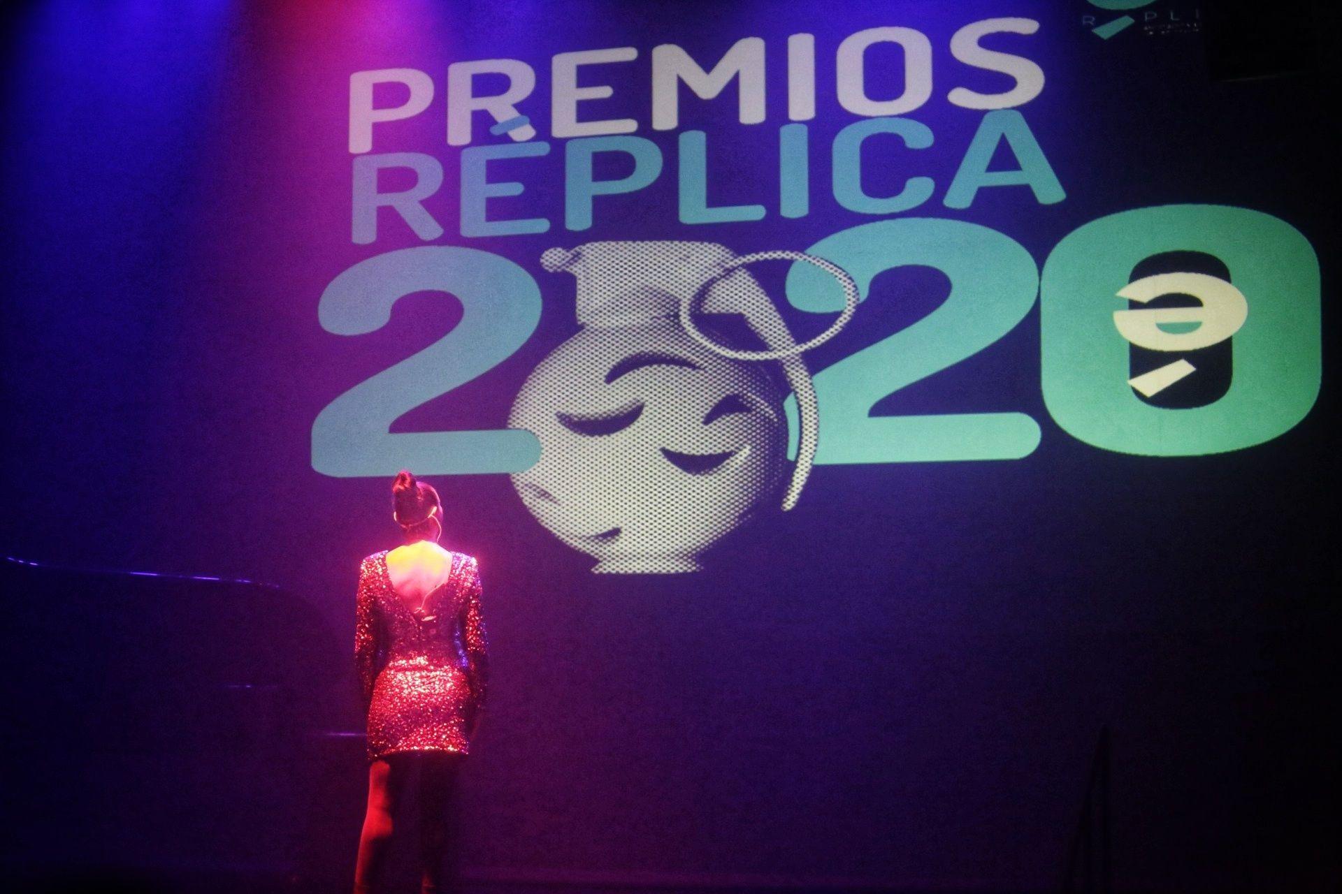 Entrega de los Premios Réplica