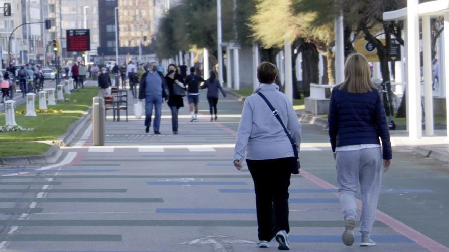 Gijón contará con espacios de especial protección para el peatón