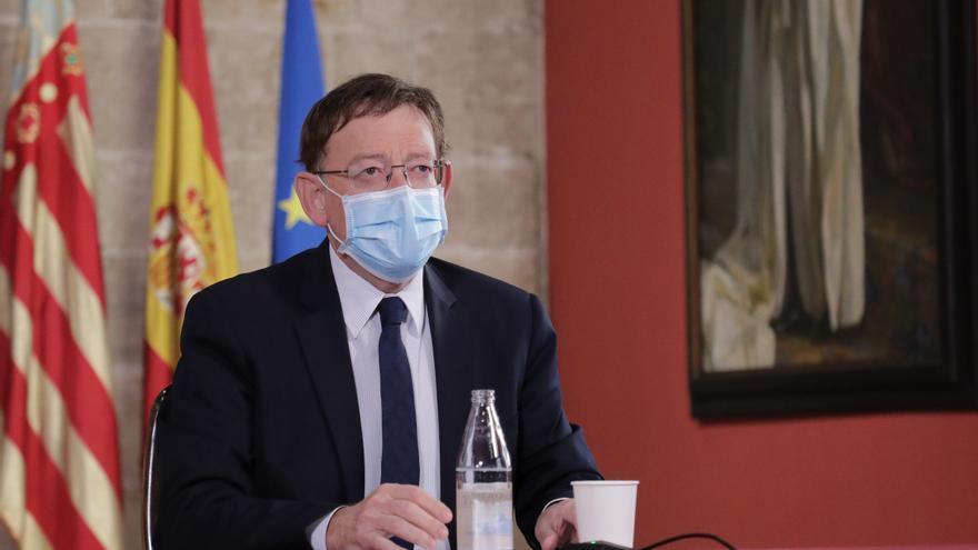 """Puig, sobre las restricciones: """"La situación todavía es grave"""""""