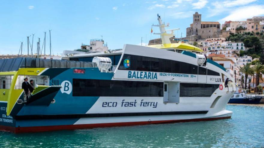 Fährunglück zwischen Ibiza und Formentera geht glimpflich aus