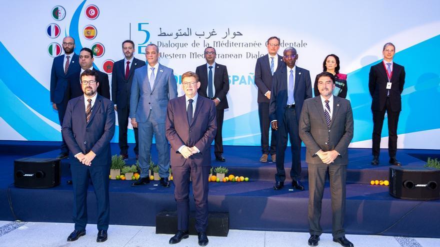 Alicante celebra la cumbre de ministros de Trabajo de diez países del Mediterráneo