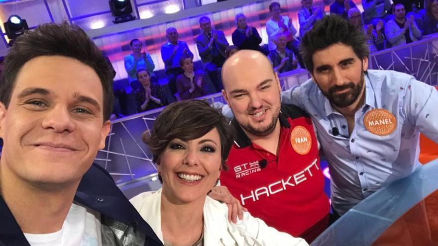 Los concursos de la tele, una profesión a jornada completa