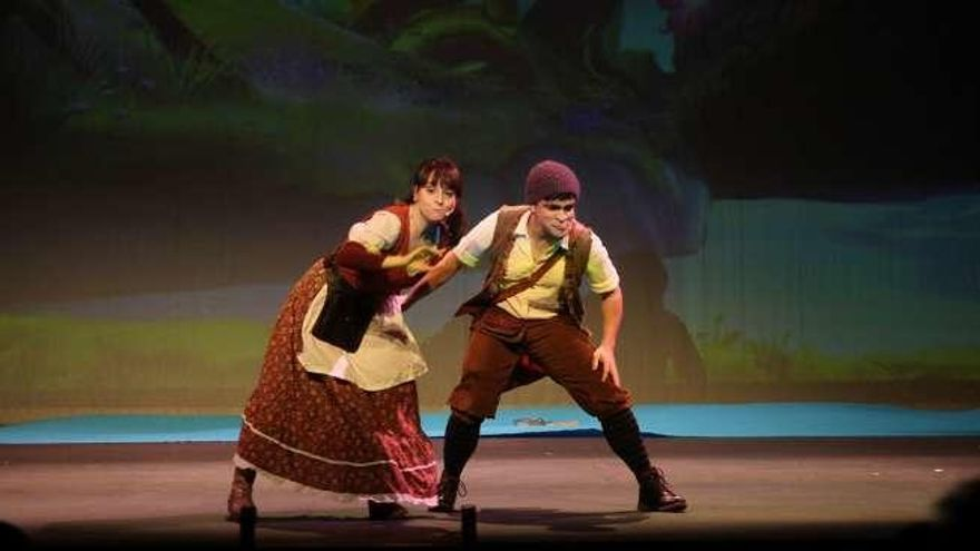"""Fantasía familiar con """"Hansel y Gretel"""""""