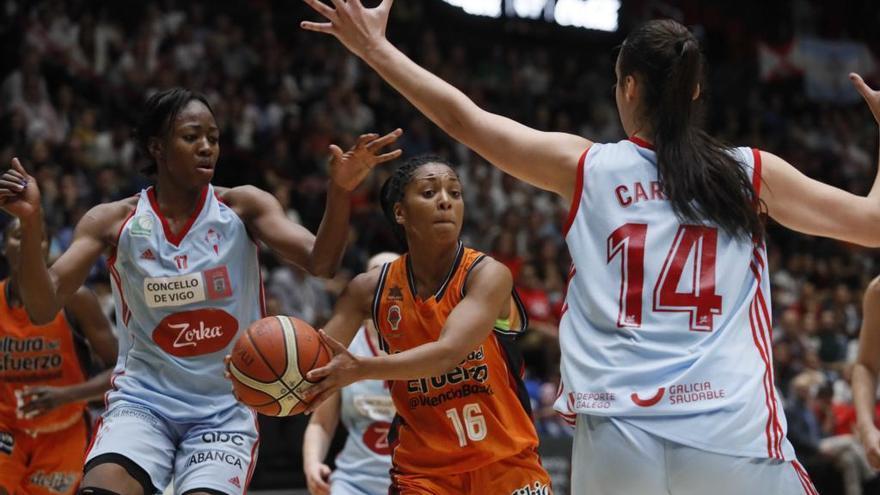 El Valencia Basket debutará en la Liga Femenina ante el Perfumerías Avenida