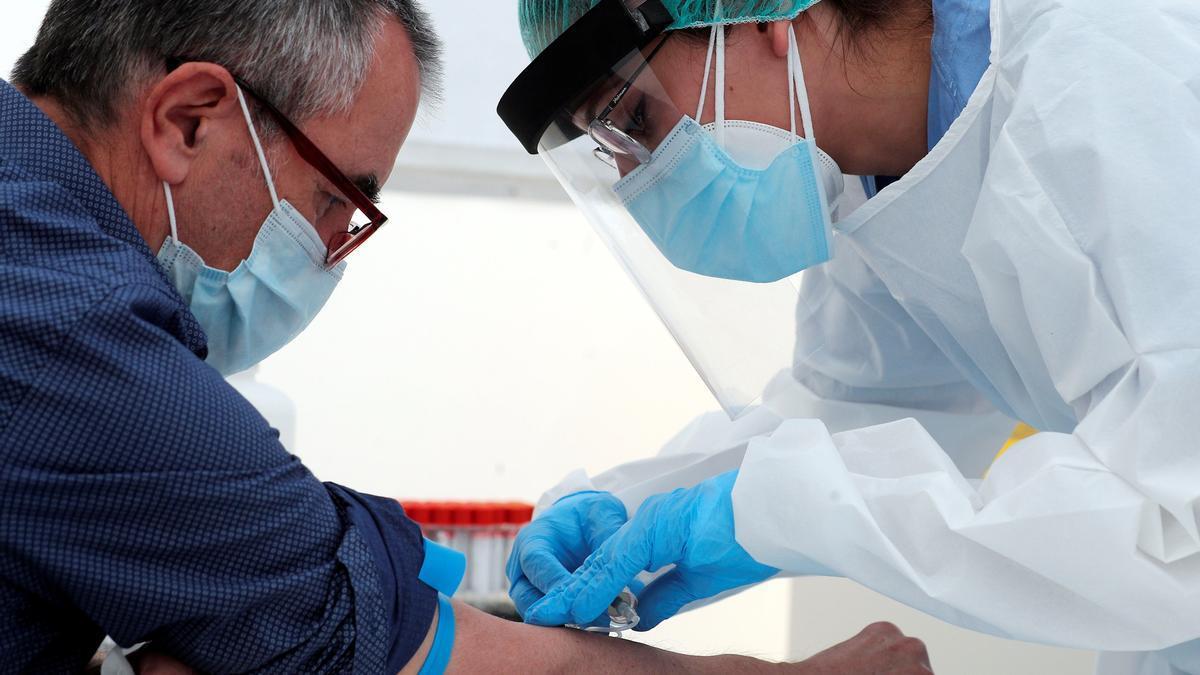 El coronavirus es más agresivo con personas con un tipo de sangre concreto