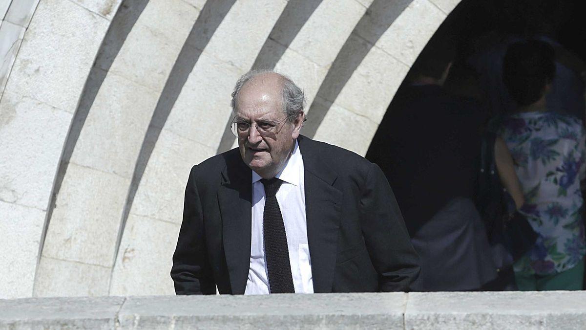 Juan March Delgado en una imagen de archivo.