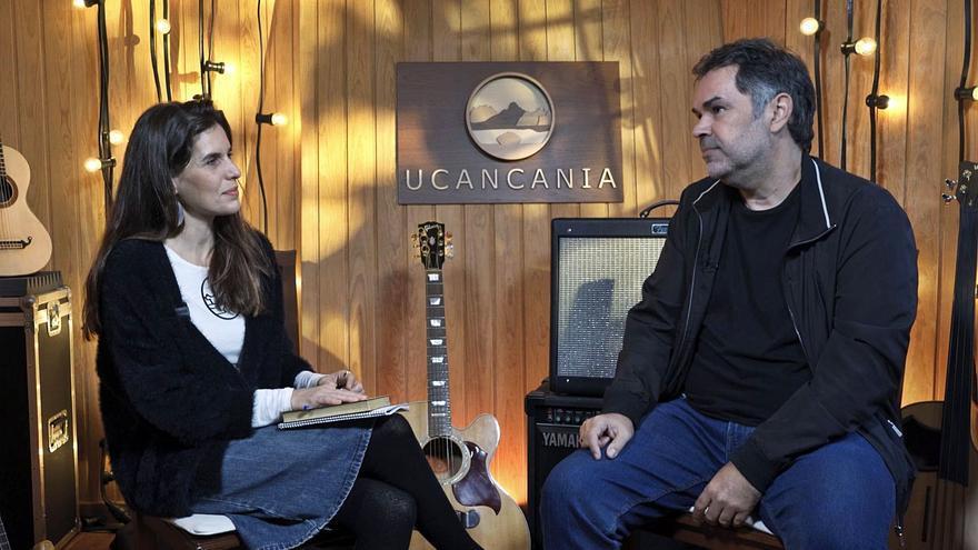 Marta Solís descubre los talentos de la música canaria en 'Ucancania  Sessions'