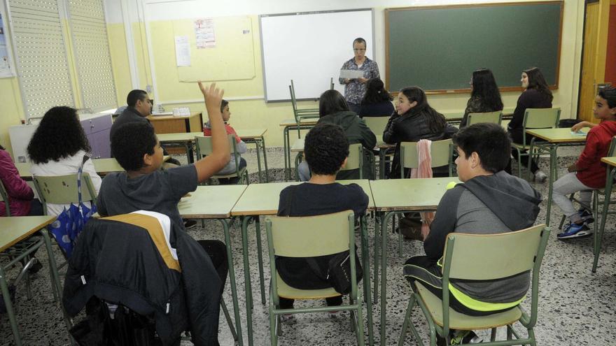 El 87% de los alumnos de segundo de Bachillerato de Castellón aprueba el curso pese a la semipresencialidad