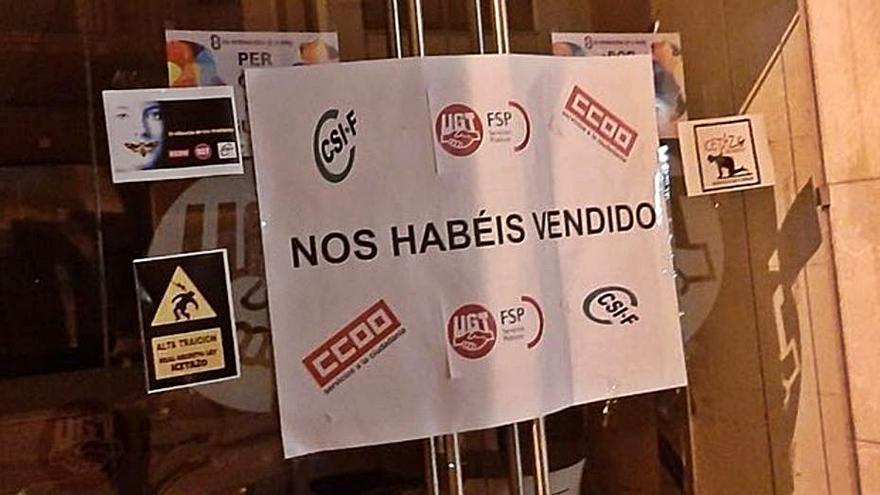 La Coordinadora de Interinos de Baleares presenta un vídeo contra el 'icetazo'