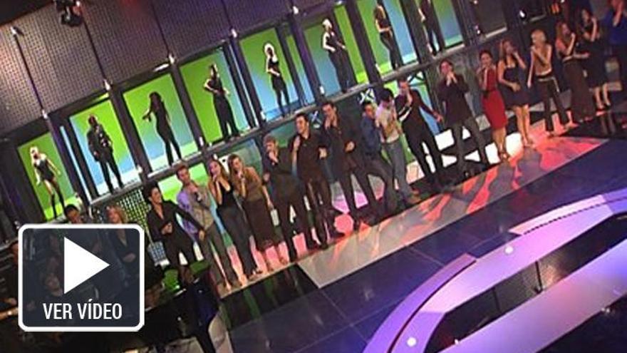 Vuelve 'OT': Así fue la primera gala que vimos en 2001