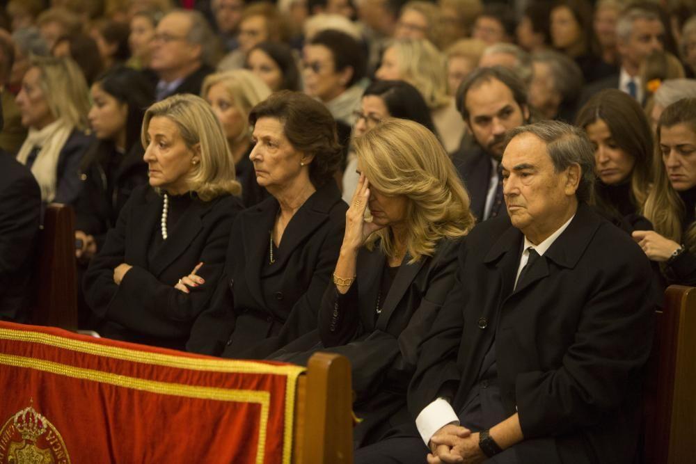Hermanas, cuñados y sobrinos de Rita Barberá.