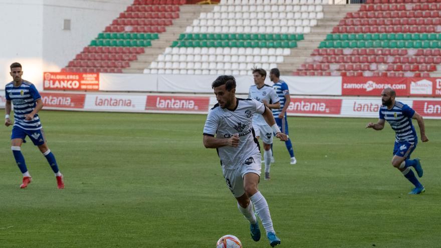El Zamora CF,  a sumar en Las Gaunas