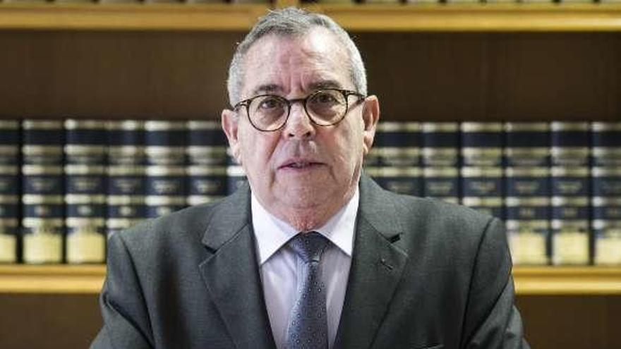 """""""En esta profesión de juez no se desconecta, estás durmiendo y se te enciende la luz"""""""