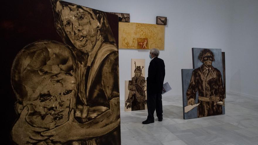 El arte feminista de Ida Applebroog se puede ver en Madrid