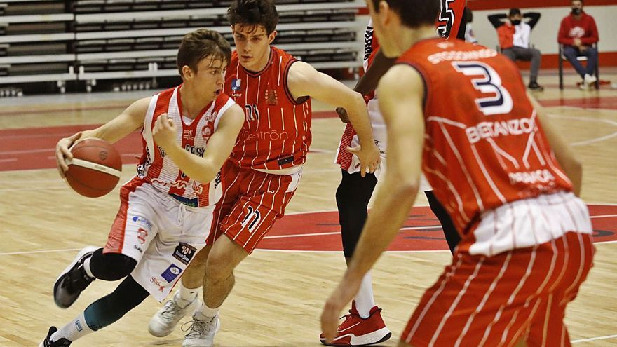 Gijón Basket sigue sumando