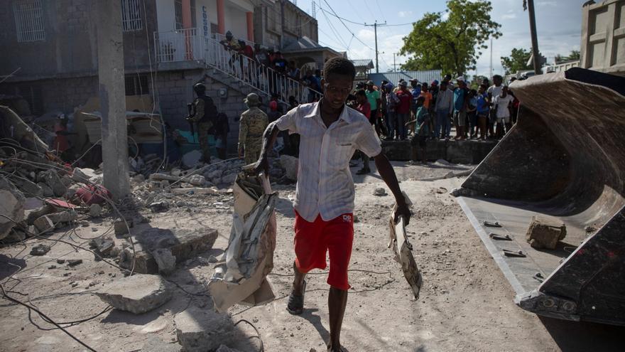El recuento de fallecidos en Haití se eleva hasta 1.419