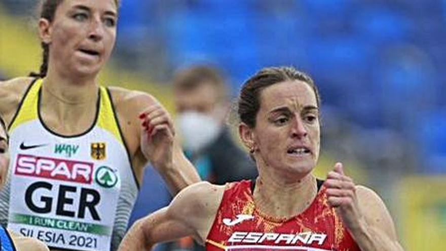 Esther Guerrero obté a Itàlia la mínima per anar als Jocs Olímpics en 1.500 metres