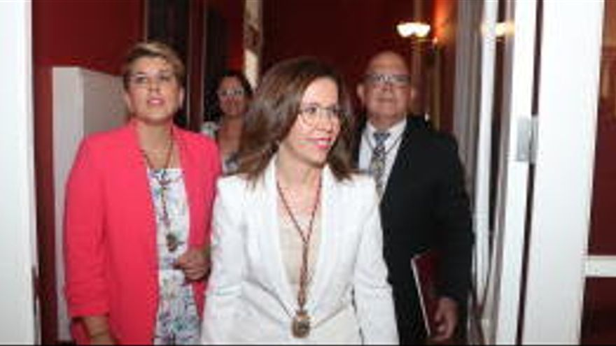 El PSOE suspende a los ediles que pactaron con PP y Ciudadanos en Cartagena