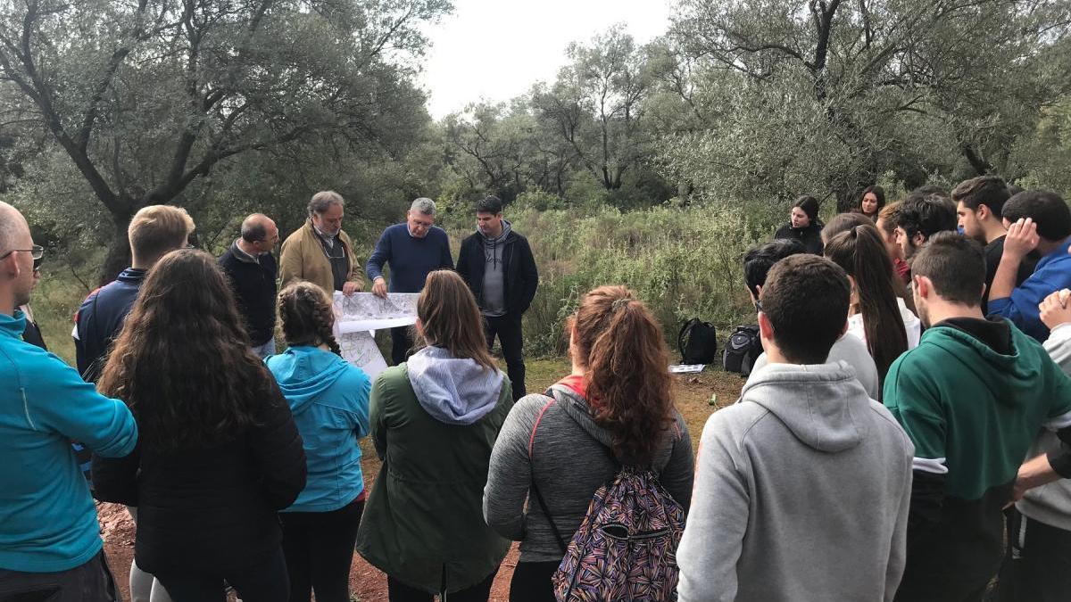 Urbanismo y Ecologistas en Acción promueven que El Patriarca sea parque periurbano