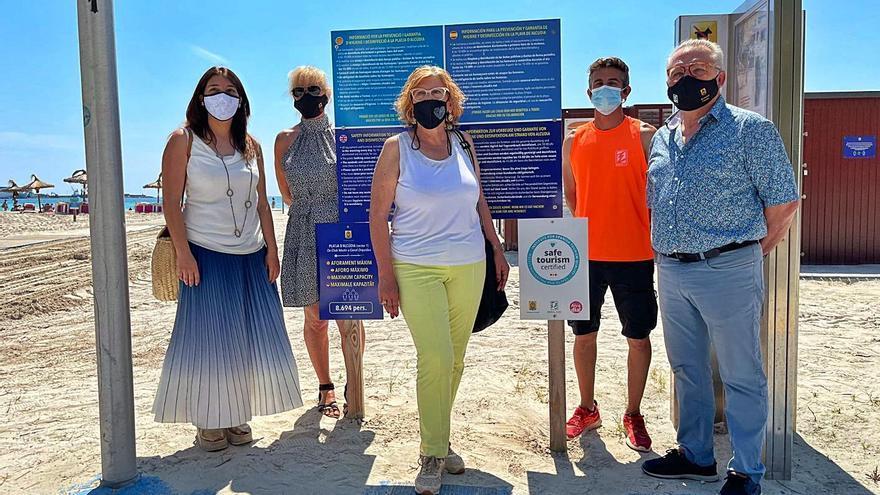 Costas sigue sin ejecutar un dragado en los canales de Alcúdia