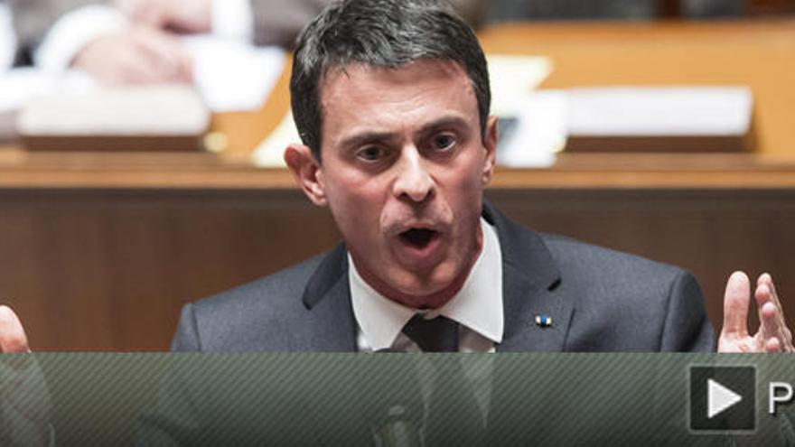 Francia teme que haya ataques con armas químicas