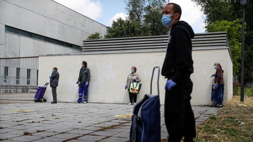 """Un """"esfuerzo titánico"""" y un millón de comidas de la ONG de José Andrés"""