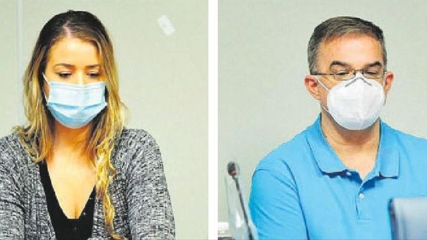 El juez condena a Maje a 22 años de cárcel y fija 17 a Salva por matar al marido de ella