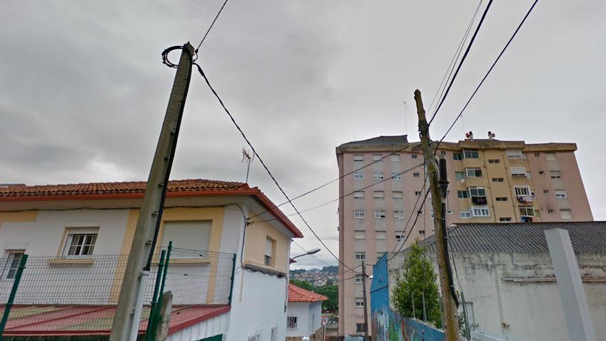Detenido tras intentar agredir sexualmente a su ex cuando intentaba recuperar su dinero en Vigo