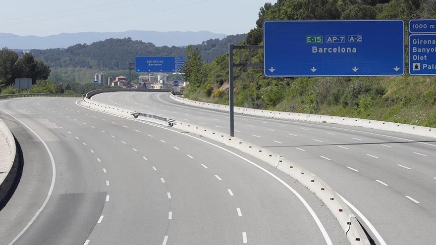 El govern espanyol licita la conservació i explotació dels trams catalans de l'AP-2 i AP-7